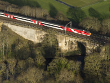 VIRGIN TRAINS EAST COAST REACHES LANDMARK 100th DAY