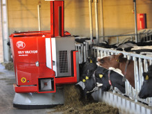 Nyheter på Elmia Lantbruk sänker mjölkböndernas kostnader