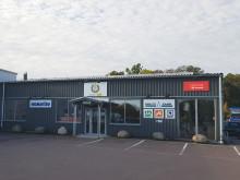 Kramp och Maskin Öst satsar på butik i Kalmar