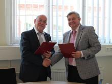 Kooperation in akademischer Lehre und Forschung mit der Technischen Universität Łódź/Polen vereinbart