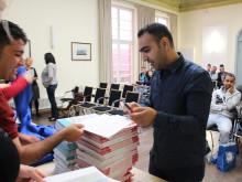 Landesregierung und Hochschulen fördern Studium von Geflüchteten aus Krisengebieten