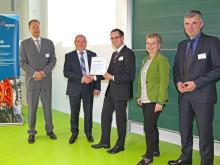 Maschinenhaus-Transfer-Projekt im Bachelor-Studiengang Automatisierungstechnik an der TH Wildau abgeschlossen