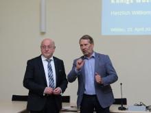 """Netzwerk """"Wirtschaft innovativ Königs Wusterhausen"""" zu Gast an der TH Wildau"""