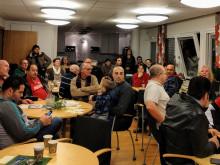Dialogkväll med engagemang och idérikedom