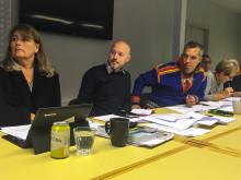 INBJUDAN TILL PRESSKONFERENS Efter rundabordssamtal om internationella  erfarenheter av sanningskommissioner