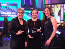 England Lioness Jodie Taylor is BT Sport Woman of the Year