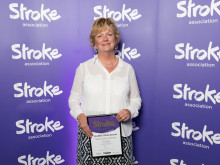 ​UCLan professor Caroline Watkins recognised by the Stroke Association