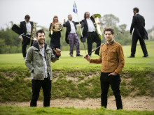 Twin Atlantic and the Royal Scottish National Orchestra at The Carrick Golf Course, Cameron House