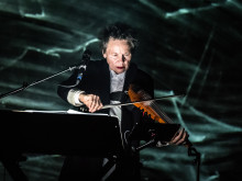"""The Language of the Future"" Laurie Anderson_c_Heinrich Brinkmöller-Becker_Ruhrtriennale 2018"