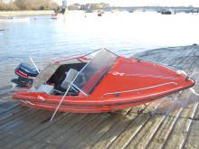 Speed boat [2]