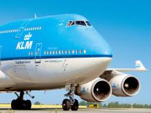 Rekordtall for KLM i 2017