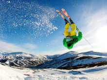 Lift off for Scottish ski centres