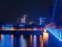 MesseCity Köln Illumination