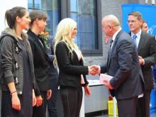 Einladung: Feierliche Verabschiedung der Absolventinnen und Absolventen des Akademischen Jahres 2015/2016 am 21. Oktober 2016 / Festrede von Ministerpräsident Woidke