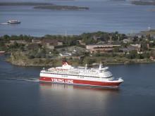 Sommarrekord för Viking Line