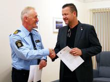 Medborgarlöfte i Grums kommun undertecknat