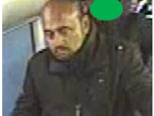 Bus sexual assault - Suspect pic two