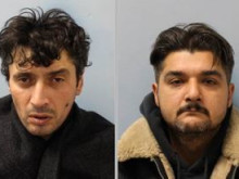 Two men jailed for theft offences