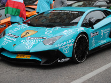 Supercars club Arabia