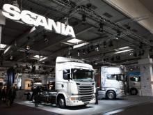Scania på IAA: Fokus på bæredygtig transport til gavn for kundens indtjening