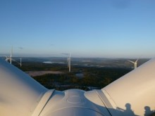 Nordisk Vindkraft and Stadtwerke München inaugurate one of Sweden's biggest wind farms – the Sidensjö Wind Farm