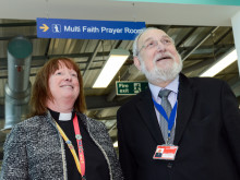 LLA opens new multi-faith Prayer Room