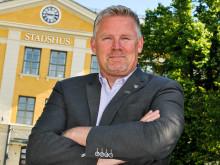 Jonas Jonsson, stadsdirektör i Umeå kommun.