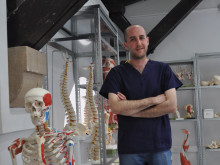 Northumbria anatomist returns to learning