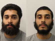 Two men jailed for firearms offences