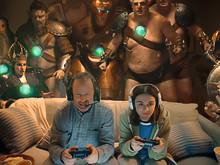 Ogres, Wizards and Robots Help BT Tell the Story of its Keep Connected Promise in Latest TV Ad Campaign