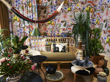 Mexico – new exhibition at Svenskt Tenn