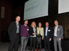 Savecore är Server & Storage Partner of the year 2014