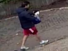 Image of suspect - Croydon robbery