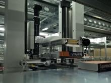 Erster Einsatz des Kommissionier-Roboters TORU