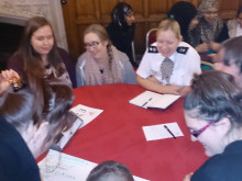 Young people quiz Rochdale's top leaders in special Question Time