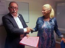 Förenade Care har glädjande vunnit upphandlingen av Berzelius äldreboende i Mölndal