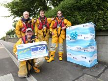 RNLI Crew Launches Fibre Broadband In Fraserburgh