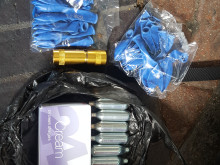 Licensing officers seize nitrous oxide