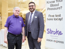 Three told to see GP as Vision Express High Holborn gives free blood pressure checks