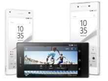 Sony släpper nya flaggskeppsmobiler med nästa generations kamera
