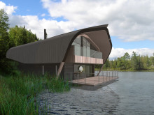 Center Parcs unveils new Waterside Lodge concept for Elveden Forest