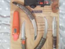 Operation Sceptre - knives seized in Croydon