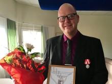 Medarbetare på Falck och Previa får hedersutmärkelse för hjälteinsatser