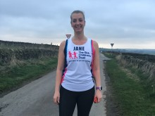Meet Jane, one of our Virgin Money London Marathon Runners