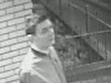 Image of man police wish to speak with