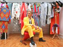 """Hyllningsturnén """"Bowie Experience"""" från England till Sverige hösten 2016!"""