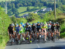 Aviva Tour of Britain saddles up for Scotland