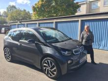 Blogg: en vecka med elbilen BMW i3 - dag 1