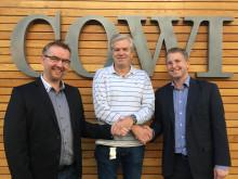 ViaNett har ingått en 3 årig avtale med Cowi om blant annet SMS-betaling av piggdekkoblater