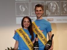 Entscheidung in München gefallen: Deutschland hat eine neue Miss und einen neuen Mister Handwerk
